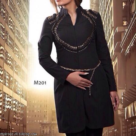 مدل مانتو دخترانه شیک جدید